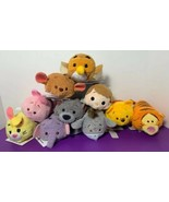 Authentic Disney Store Winnie the Pooh and Friends Mini Tsum Tsum Set of... - $79.19