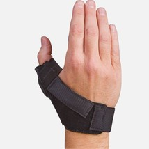 Med Spec TeePee Thumb Protector - Black - All Sizes - $16.99