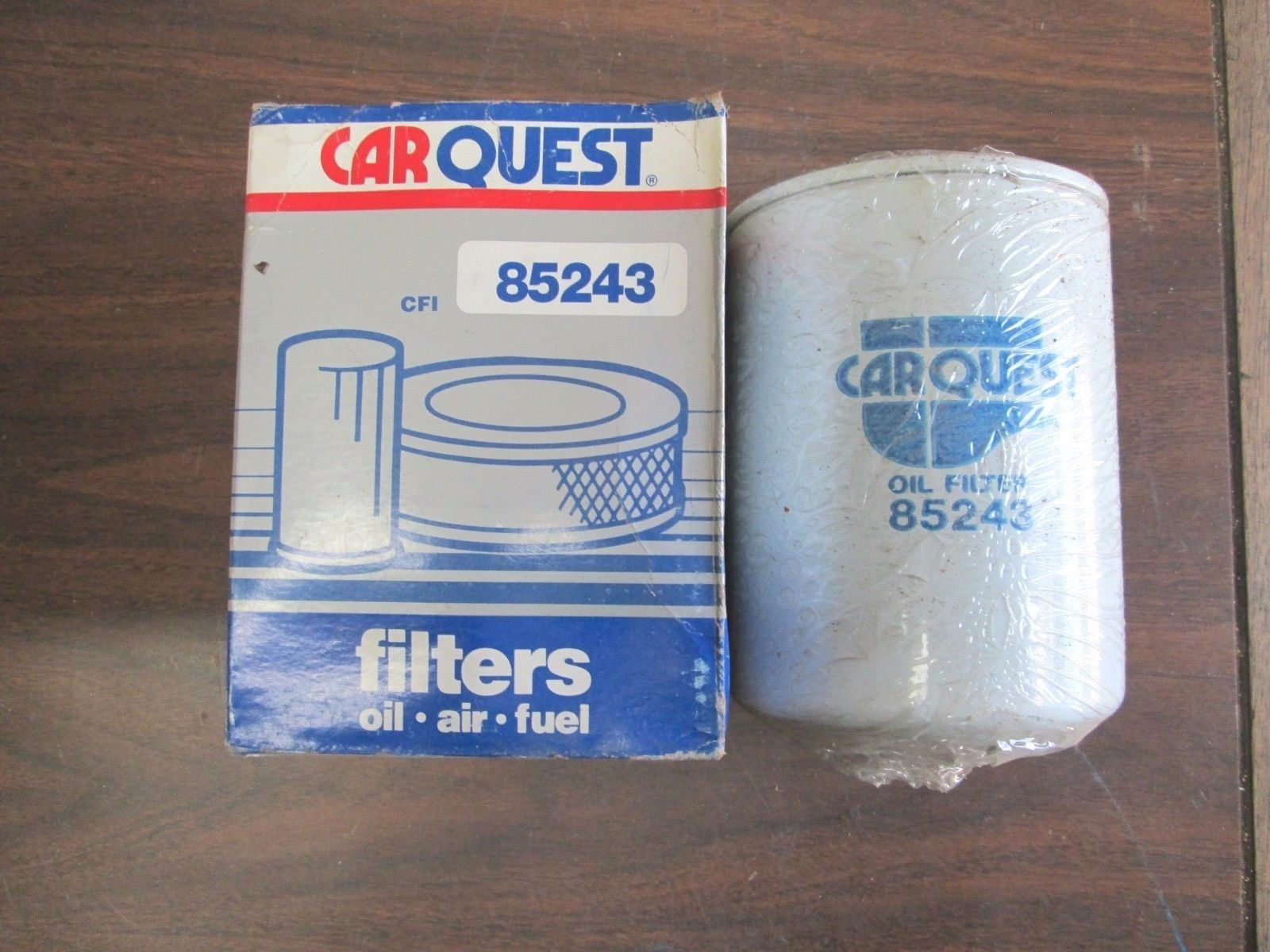 Primary image for 85243, Carquest, Oil Filter