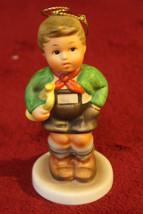 Vtg 1983 Schmid Hummel 1st Ed. Boy with Horn Ornament - $13.99