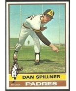 San Diego Padres Dan Spillner 1976 Topps Baseball Card # 557 ex/em - $0.50