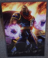 Marvel X-Men Bishop Glossy Print 11 x 17 In Hard Plastic Sleeve - $24.99