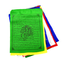 Mixed Long Version Prayer Flag - $20.00