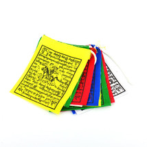Lungta/Windhorse Prayer Flags (Set of 10) - $10.00