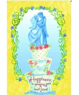 Happily Ever After Wedding Flag - 12 x 18 inches - $8.99