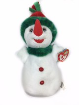 """the Beanie Babies Collection toy Snowgirl 2000 8"""" - $8.91"""