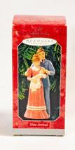 """Vintage Hallmark Keepsake Christmas Ornaments """"New Arrival"""" - $12.86"""