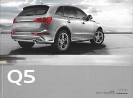2011 Audi Q5 sales brochure catalog US 11 2.0T 3.2 quattro S-Line - $8.00