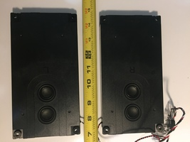 """Speakers Set From Acer Z35 Version Z35 Bmiphz 35"""" Curved Widescreen Monitor - $29.99"""