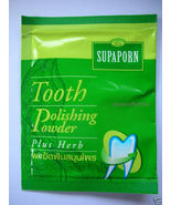 Supaporn Tooth Powder Polishing Plus Herb Healthy teethSupaporn Tooth Po... - $3.90