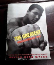 The Greatest Muhammad Ali Paperback Book  - $5.93