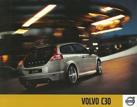2010 Volvo C30 sales brochure catalog 10 US T5 R-Design - $10.00