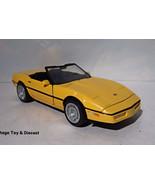 ~ 1986 Chevrolet Corvette - Franklin Mint  Limited Edition - 1:24 diecas... - $34.50