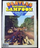 THE BEATLES, (NATIONAL LAMPOON 1977) ORIGINAL VINTAGE PARODY PHOTO LOT S... - $890.01