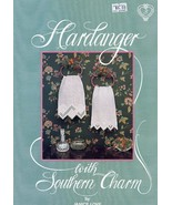 Hardanger With Southern Charm #3 Borders by Janice Love SIGNED NEW Pattern - $4.92