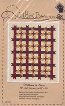 Ribbons & Stars Quiltin' Bee-cuz Quilt Pattern Leaflet - 30 Days to Shop... - $4.02