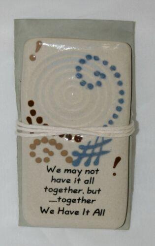 Mountaine Meadows Pottery Deborah Jurist 3469D Handmade Together Little Dish