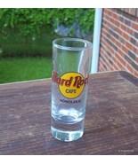 "Hard Rock Cafe Honolulu 4"" Shot Glass vintage/new Lot 255 - $45.00"