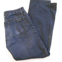 Joe's Jeans Classic Woodrow Women Measured 31 X 30 Dark Wash Blue Stretch - $34.99