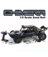REDCAT RAMPAGE CHIMERA 1/5 SCALE GASOLINE SAND ... - $599.99