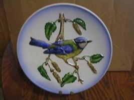 "Goebel's1974 ""Blue Titmouse"" in Wildlife Series Plate - $21.49"
