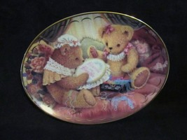 "Sue Willis's ""Friends Are Fur-ever"" in The Victorian Teddy Bears Collection - $14.95"
