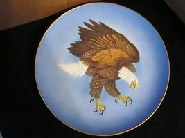 "Gunther R. Granget's 1976 American Bald Eagle ""Freedom in Flight "" Plate - $56.09"