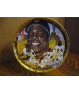 """The """"Willie Mays"""" Best of Baseball Plate Collection - $23.36"""