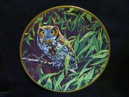 "John Seerey Lester's Noble Owls of America ""Dawn in The Willows"" Collect... - $23.36"