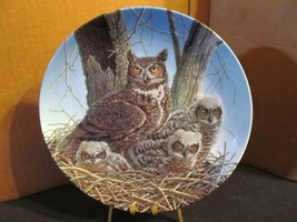 "Jim Beaudoin's The Stately Owl Collection ""The Great Horne Owl "" Collect... - $23.36"