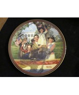 "Norman Rockwell's""Our Love of Country"" in (The Ones We Love Series) Coll... - $18.68"