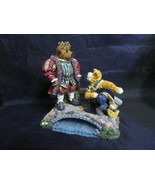 """Boyds Bears The Bearstone Coll.""""Puss n Boots / Majesty - $22.43"""