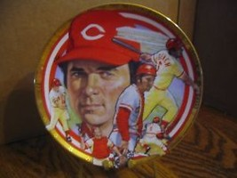 "The ""Johnny Bench"" Best of Baseball Plate Collection - $28.04"