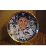 """The """"Lou Gehrig"""" Best of Baseball Plate Collection - $28.04"""