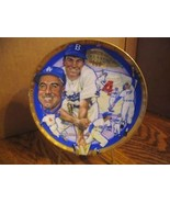 "The ""Duke Snider"" Best of Baseball Plate Collection - $28.04"