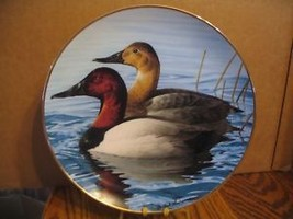 "Rod Lawrences ""Canvasbacks"" American Waterbirds Series - $37.39"