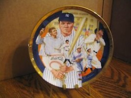 "The ""Babe Ruth"" Best of Baseball Plate Collection - $23.36"