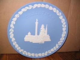 """Wedgwood """"1970 Trafalgar Square Christmas Coll. Plate"""" - $37.39"""