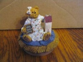 "Boyds The Bearstone Coll.""Joni- Home Sweet Home"" - $20.56"