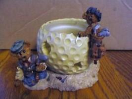 "Boyds The Bearstone Coll.""Sebastian & Nicholas"" - $20.56"