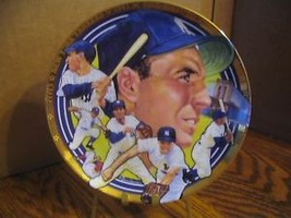 "The ""Phil Rizzuto"" Best of Baseball Plate Collection - $23.36"