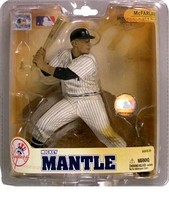 McFarlane New York Yankees Mickey Mantle (2) MLB Cooperstown Series 5 Ac... - $38.12