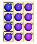 Christmas Balls 6689-ClipArt-Digital ArtClip - $4.00