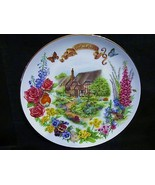 """Dot Barlowe's """" English Country Garden""""  in the Gardens of Beauty Series... - $18.68"""