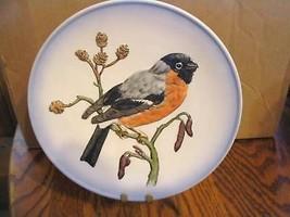 "Goebel's 1977 ""Bullfinch""in the Wildlife Series Plate - $30.84"
