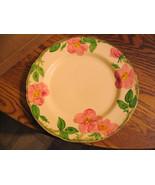 "Vintage Franciscan 'Desert Rose"" Dinner Plate - $23.36"