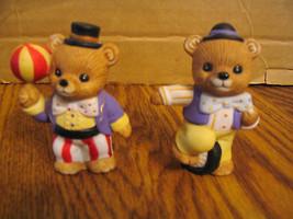 "Vintage Homco "" 1449"" Circus  Bears - $9.49"