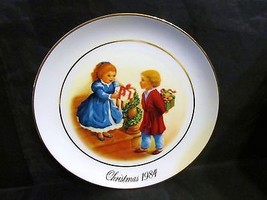 "Avon 1984 ""Celebrating The Joy of Giving "" Collector Plate             ... - $18.68"