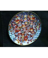 "Bill Bell's ""Santa Claws"" Cat Plate from the Franklin Mint - $18.68"