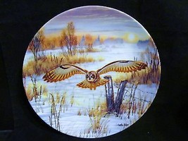 """Cynthie Fisher's """" Day's End"""" in the series Spirits of the Sky Coll. Plate - $23.36"""